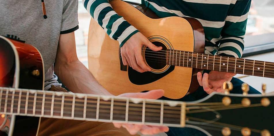 gitar underviser Larvik