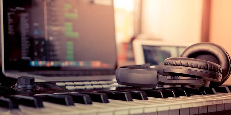 musikkproduksjon i Skjetten